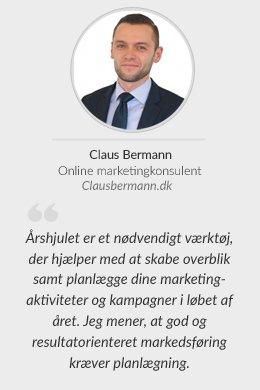 Claus-testimonial