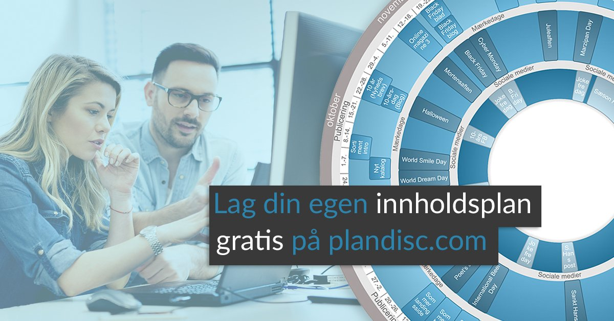 Byg-content-plan-paa-plandisc norsk