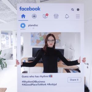 Eveliina, Digital Marketing Specialist