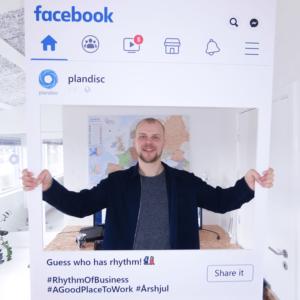 Rasmus, Marketing Manager