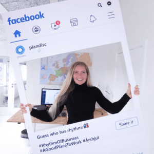 Veronica, Marketing Coordinator