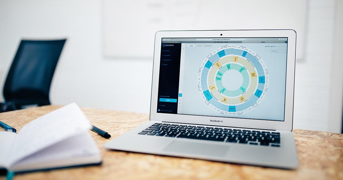 Excel årshjul? Her er et bedre alternativ til årshjul i Excel. Det digitale årshjul fra plandisc.